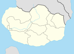 Location of the host city in Leshia.