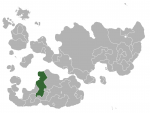 Map showing Grolskira in Internatia