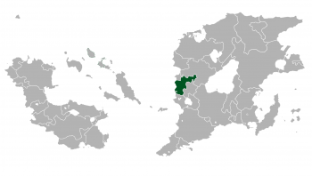 Location of Raingate in Outernatia