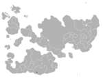 Map showing Swelatie in Internatia