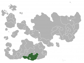 Location of Aonach in Internatia.